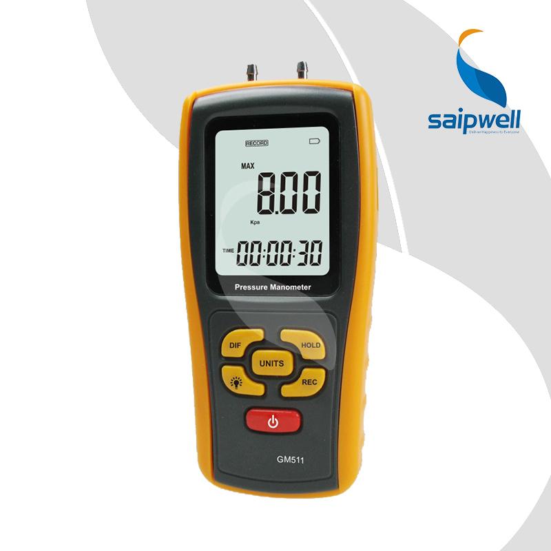 Манометр Saipwell GM511 USB LCD : 50kPa