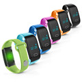 Fitness Tracker JW018 Heart Rate Monitor Smart Bracelet Bluetooth 4 0 Passometer Sports Band for IOS