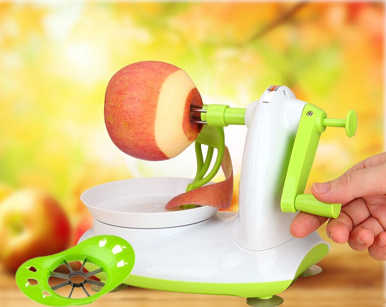 Buy Wilbur, apple apple peeler machine automatic hand-operated fruit peeling knife to cut the apple artifact for multi function cheap