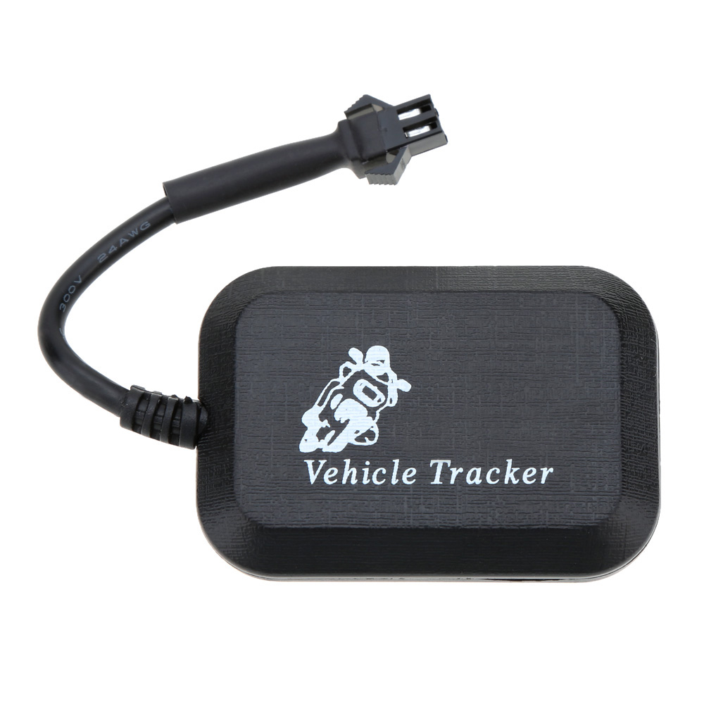 Vehicle Motorcycle Bike Electrombile Car SIM Mini Monitor Global Positioning System GSM Real Time Tracker for Android iOS(China (Mainland))