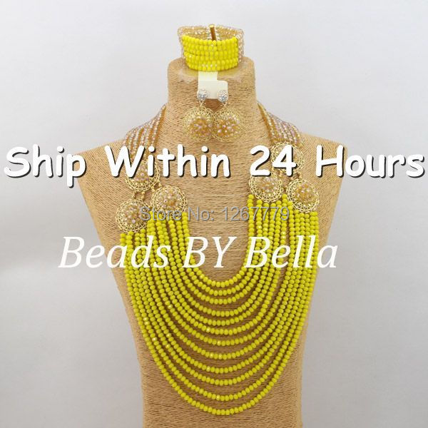 Beautiful African Nigerian Coral Beads Jewelry Set Nigerian Wedding african beads jewelry set crystal 2014 New ABJ884 <br><br>Aliexpress
