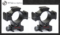 Vector Optics Tactical 30mm Ring Tri Rails Scope Weaver Mount 20mm Base fit for Leupold Leapers BSA Riflescopes Free Shipping