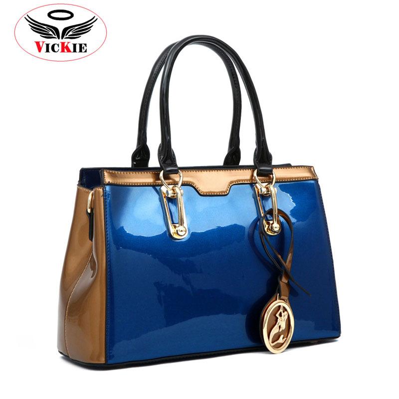 New Panelled Women Totes Fashion Leather Womens Shoulder Bags Lady Handbag Mermaid Pattern Messenger Bag Bolsas Mujer Sac HT26<br><br>Aliexpress