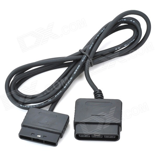Extension cable for Playstation 2 PS2 /PS1 Controller NEW (180CM-Length) Free shipping(China (Mainland))