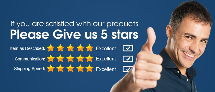 give us all five stars