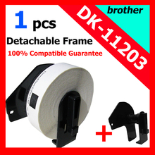 100 x Rolls of DK-1203 Brother-Compatible Address Labels
