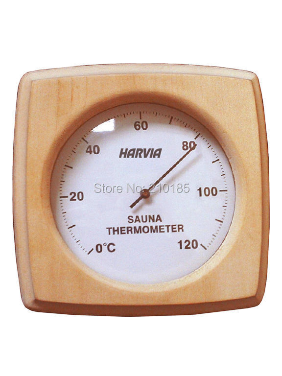 Original Harvia  Free shipping Thermometer (SAC92000)  sauna accessories<br><br>Aliexpress
