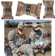 New 2016 U.S. Military MREs Meals Ready to Eat menu 1-24 COMBAT RATION outdoor camping emergency reserve food survive disasters