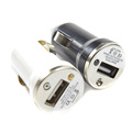 5V 3.1A 2 ports dual USB car charger 5V 3100mah for iphone 4 4g 4s for ipad 1 2 3 for ipod android phone