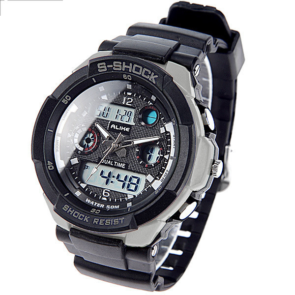 ALIKE-AK1170-50M-Waterproof-Digital-Analog-Quartz-Watch-Wristwatch-Timepiece-for-Men-Ma5le-Boy