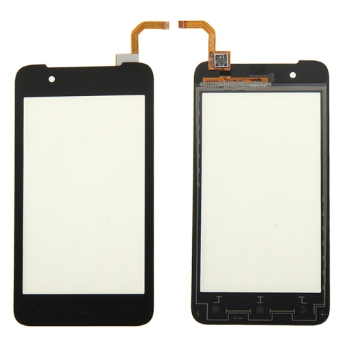 4.0'' Cheap Mobile Phone Touch Screen Replacement Part Cell Phone Touch Panel Glass lens for HTC Desire 210(China (Mainland))