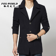 100 wool pea coat online shopping-the world largest 100 wool pea