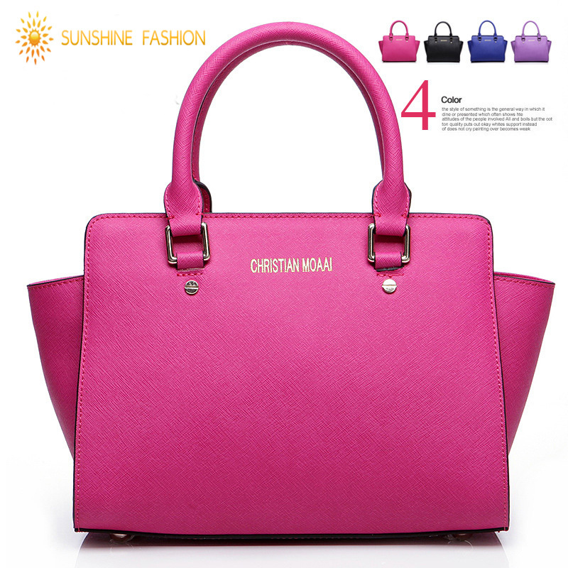 Real Leahter Famous Designers Women Handbag small Shoulder Bag Genuine Leather Women Bag Brand For Women Messenger Bags(China (Mainland))