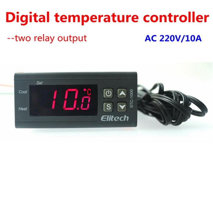 Aquarium Incubator Cold Chain Temp Temperature Controller