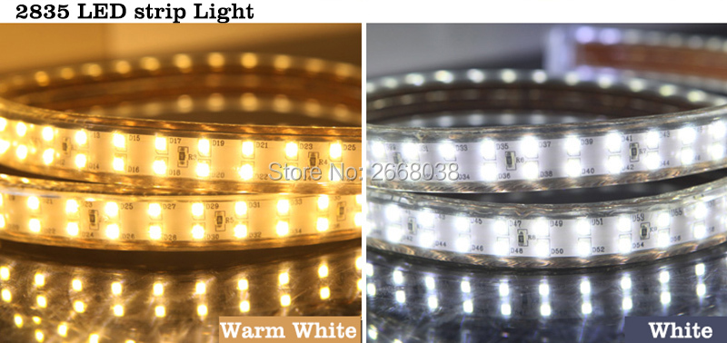 2835 LED strip light colors