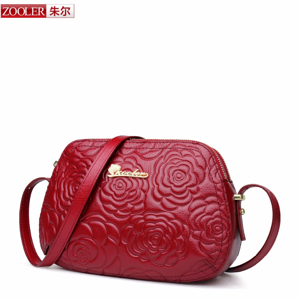 ZOOLER Fashion genuine leather bag 2015 new women messenger bags desigual Small Luxury channel bag famous brand free shipping<br><br>Aliexpress