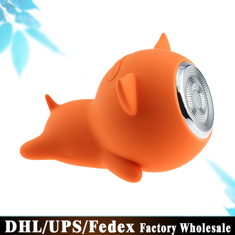 DHL/Fedex 20PCS High Quality Portable Speaker Flying Pig Man Audio Player Outdoor Sports Waterproof Bluetooth Speaker(China (Mainland))