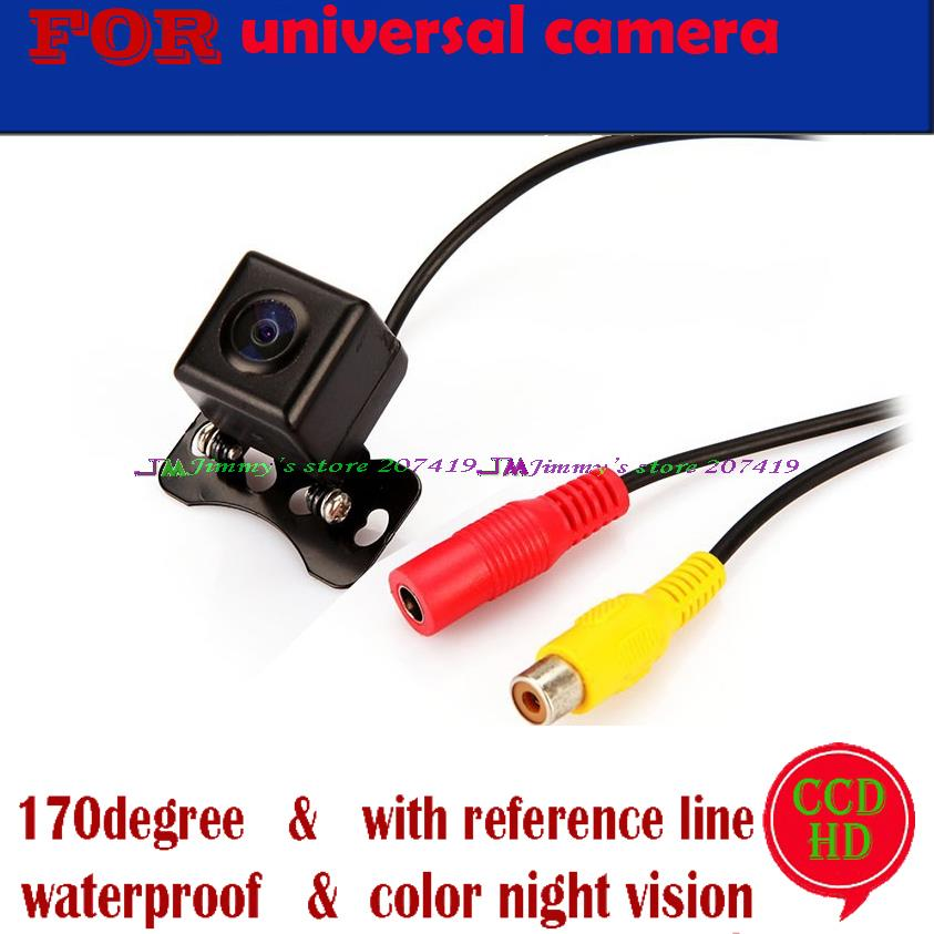 rear view camera ccd SONY CCD Night color car reversing video system for universal camera front