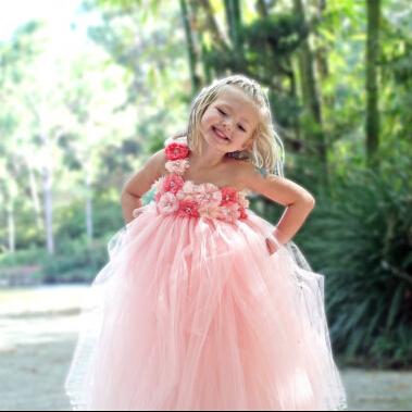 ハロウィーンの王女のドレスアップ、 1歳の赤ちゃん誕生日ドレス、 壮大