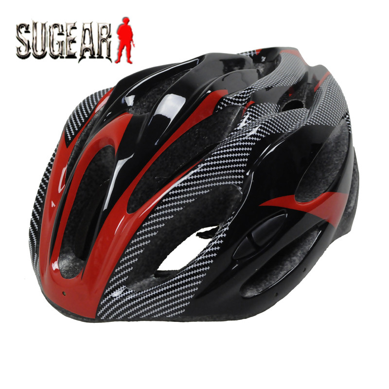 Cycling Comfort Safety Adjustable Helmet 21 Vents Cycling Professional Safety MTB Road Outdoor Bicycle Riding Accessories Red<br><br>Aliexpress