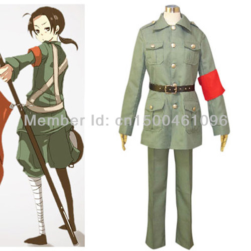 Hetalia Cosplay Costumes Hetalia: Axis Powers China Costume