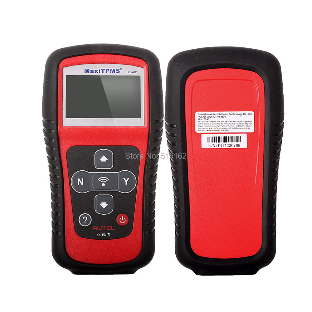 [Autel Distributor] Autel TS 401 TPMS Diagnostic and Service Tool MaxiTPMS TS401 Professional Scan Tool in Stock<br><br>Aliexpress
