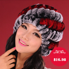 Q016 Hot sale !!! Women winter rex rabbit fur hat kint Genuine rex Rabbit fur Cap Fashion cap Free Shipping