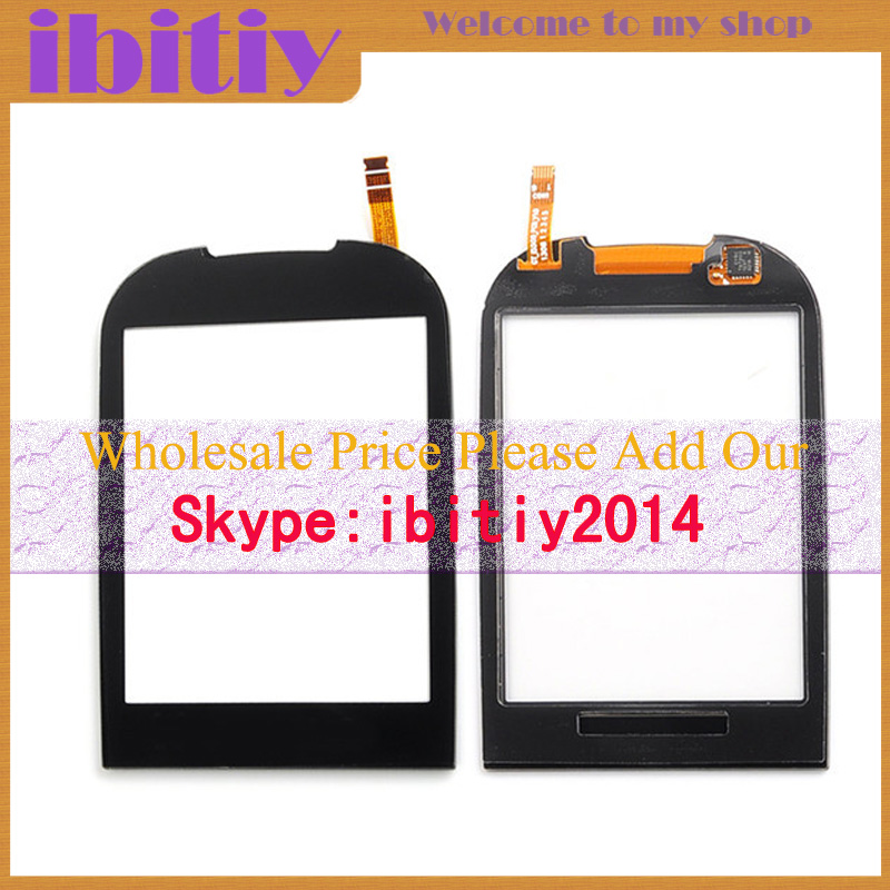 10Pcs/Lot Original For Samsung Galaxy 5 i5500 Touch Screen Digitizer Sensor Front Glass Lens Black White