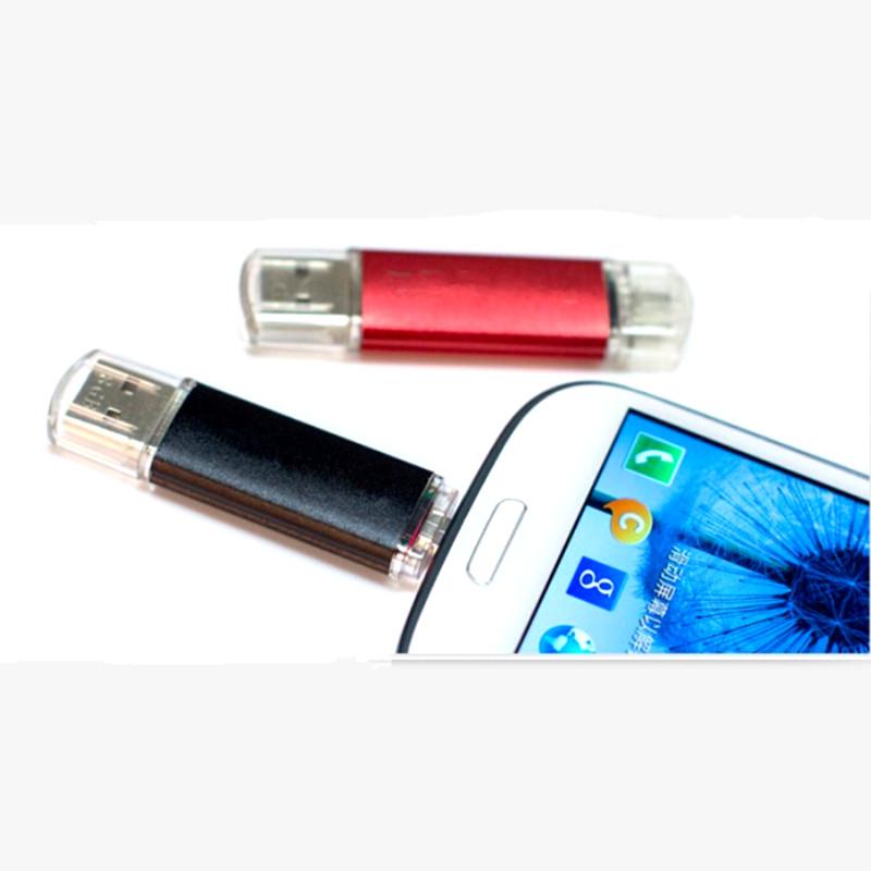 Usb Flash Drive 64gb Usb Stick 32gb Pen Drive 16gb Usb Stick 8gb OTG External Storage Android Smartphones Tablet PC USB 2.0(China (Mainland))