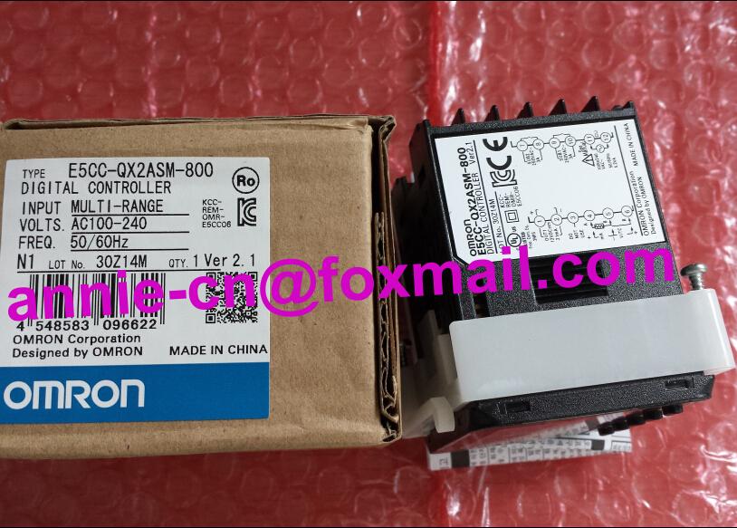 E5CC-QX2ASM-800          AC100-240       OMRON         Intelligent temperature controller<br><br>Aliexpress
