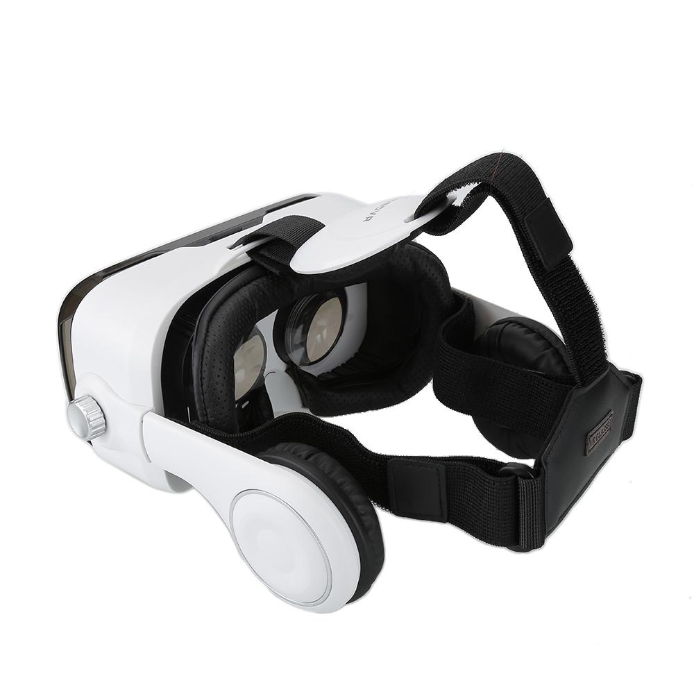 2016 Newest Original BOBOVR Z4 3D Glasses VR Virtual Reality Headset 3D Video Game Private Theater with Headphone