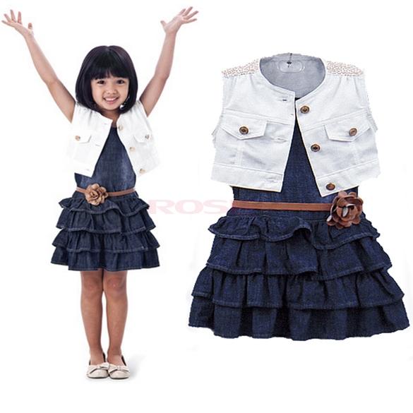 Комплект одежды для девочек Brand New 2015 + T-SV001188# комплект одежды для девочек fd 2015 t bb1