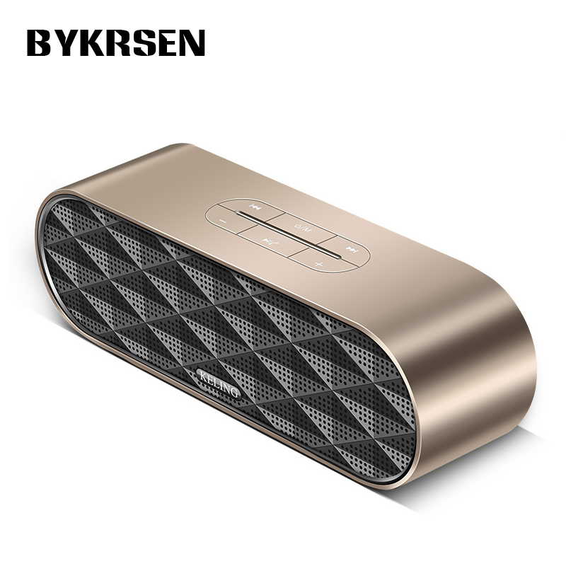Mini Bluetooth speaker Bluedio Portable Wireless speaker Home Theater Party Speaker Sound System 3D stereo Music(China (Mainland))