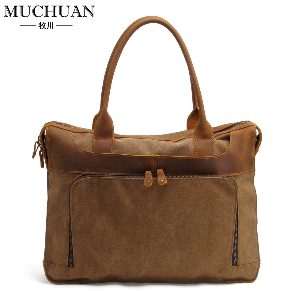 Handbag Vertical Section Briefcase Men And Women Fashion Single Shoulder Span Affairs Package Notebook Computer Package 15 Inch(China (Mainland))