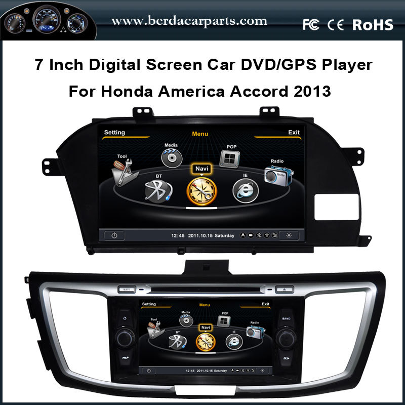 font b Car b font DVD For Honda Accord America Version GPS Navigation for Honda