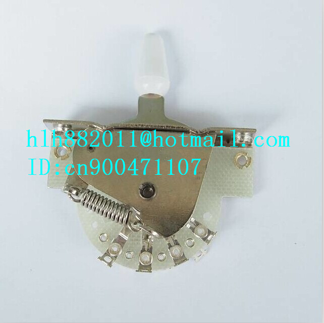 free shipping new electric guitar accessories electric guitar five gears switch made in Korea SW-8131(China (Mainland))
