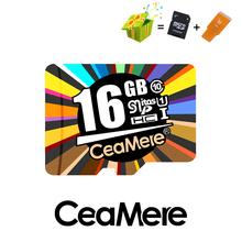 Cartão De Memória de 256 gb 128 gb gb U3 64 Ceamere UHS-3 Class10 UHS-1 32 gb cartão Micro sd cartão de memória flash cartão de memória Microsd TF/Cartões SD para Tablet(China)