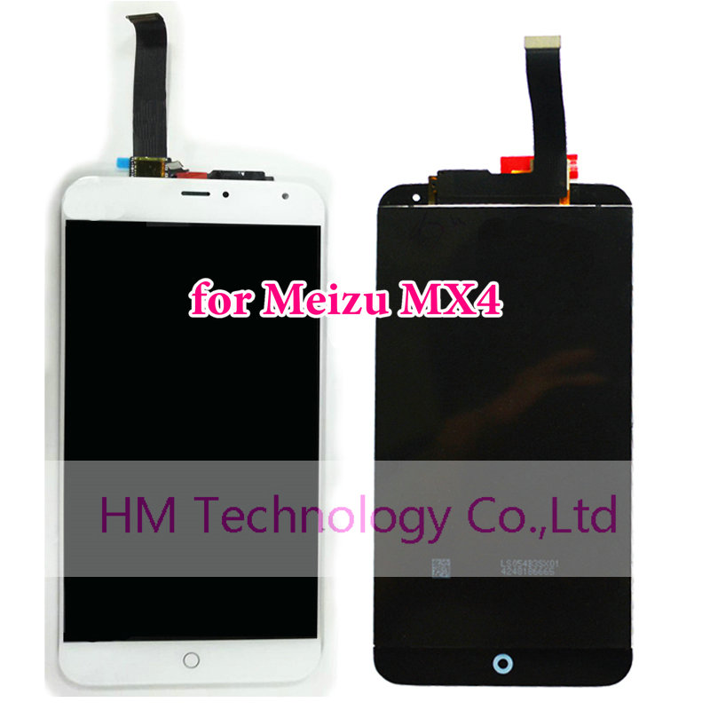 White LCD Replacement for Meizu MX4 /5.36