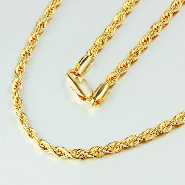 Aliexpress.com : Buy 24inch New Best gifts women Jewelry 18K Gold ...: www.aliexpress.com/store/product/24inch-New-Best-wedding-gifts-men...
