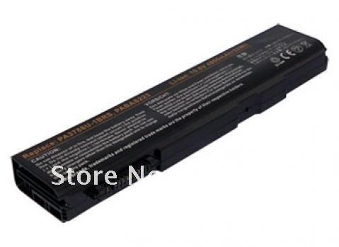 Replacement for PA3786U 1BRS PA3787U 1BRS PA3788U 1BRS PABAS221 PABAS222 PABAS223 Laptop Battery