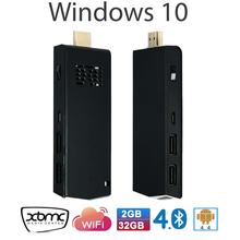 Windows 10 + Android 4.4 Dual OS 2GB/32GB Smart TV Stick Bay Trail CR Z3735F KODI WiFi Bluetooth 4.0 Mini PC Smart TVDongle(China (Mainland))