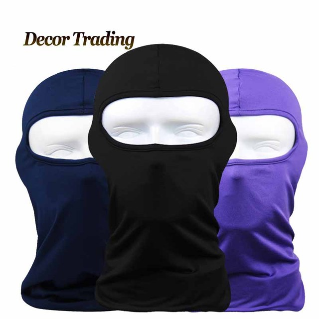 Балаклава дышащий быстрого высыхания спорт на открытом воздухе езда лыжные маски ...