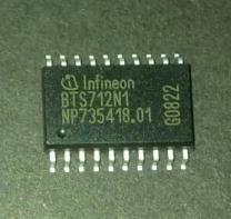 10pcs/lot BTS712N1 BTS712 INFINEON SOP-20 IC Free shipping(China (Mainland))