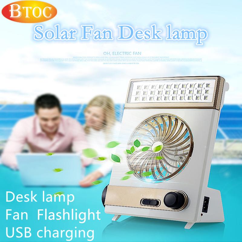 2016 summer NEW LED Desk lamp Flashlight Fan 3-in-1 light 110V 220V USB charging table lamp 31 LED 17W Portable lamp Mini Fan(China (Mainland))