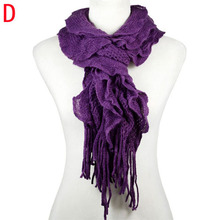 Women Warm winter Knitting woolen knit scarves basic design ready for DIY with jewelry beads charms,13colors available,nl-2076(China (Mainland))