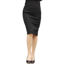 2015 Spring Summer Hot Sale Sexy Office Knee-Length Back Split Placketing Pencil Skirts
