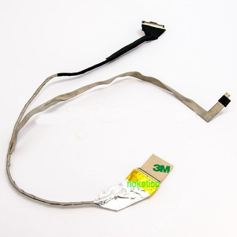 Laptop screen cable FOR HP Pavilion G6 G6-1000 LCD cable DD0R15LC040<br><br>Aliexpress