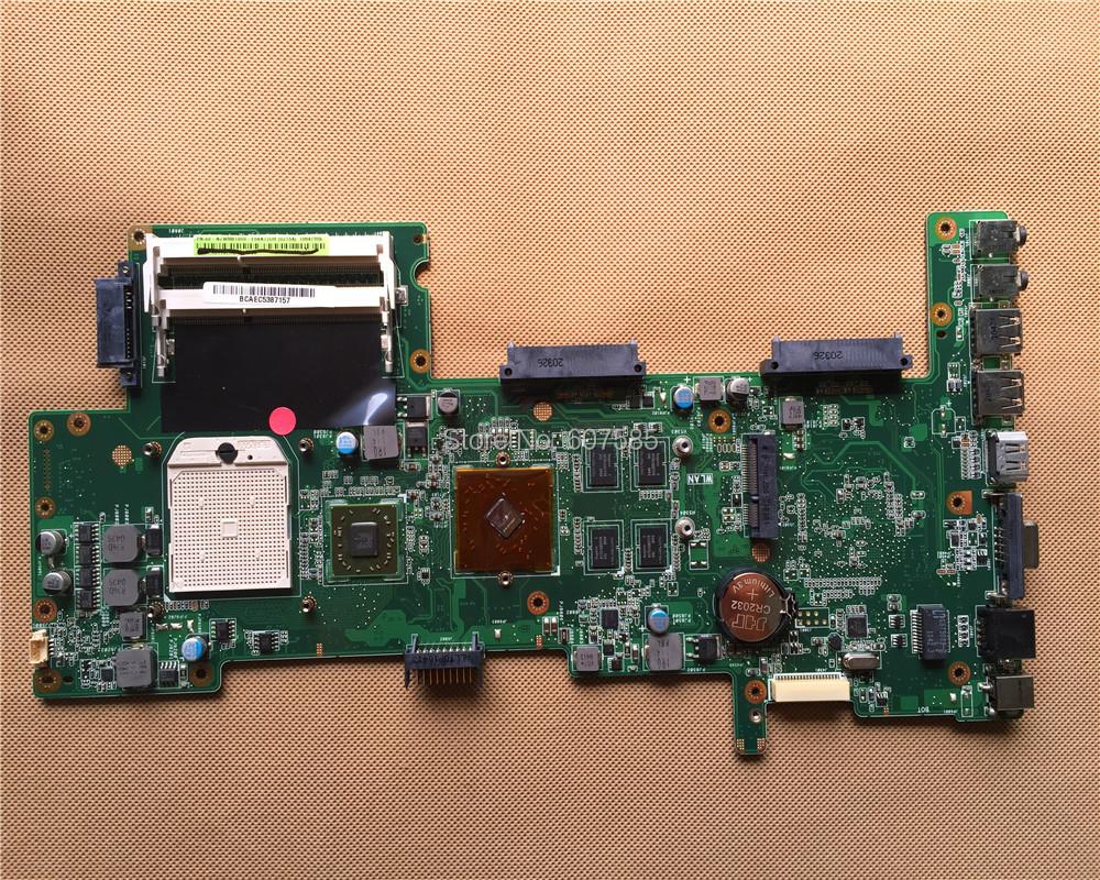 For ASUS K72DR motherboard mainboard REV:3.0 60-NZWMB1000 Free shipping(China (Mainland))