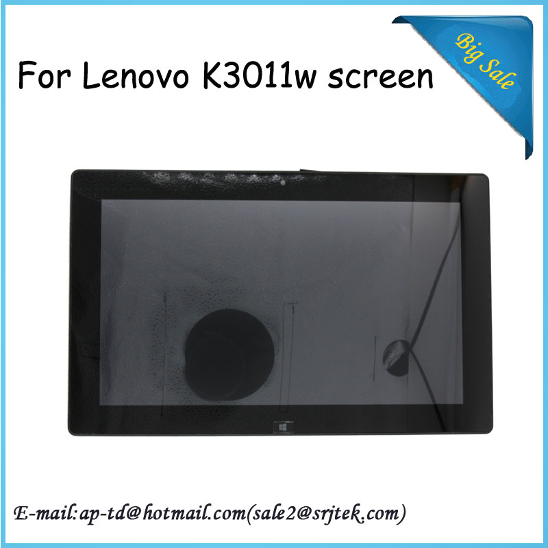 11.6 Inch Wholesale New For Lenovo K3011w LCD Display Touch Screen Digitizer Glass Sensor Full Asssembly With Frame Parts<br><br>Aliexpress
