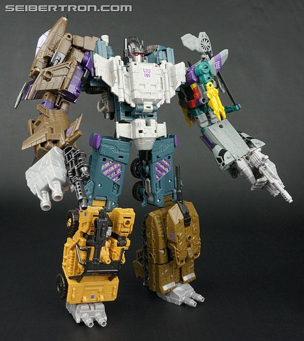 Combiner wars 5pcs Robots Combined into Bruticus Onslaught Swindle Brawl classic toys for boys figures with origianl box CM0008<br>